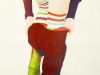 thumbs 138 anderson striped socks 1973 11 15 53x65 lithograph Jane Anderson