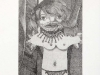 thumbs 172 atkin dolly 1982 24x34 pencil drawing Liz Atkin