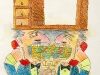 thumbs 317 harrison the old boy network 1994 29x41 crayon drawing Kevin Harrison
