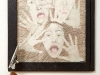 thumbs 197 lewis scream 1990 53x66x17 mixed media Collection continued