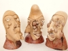 thumbs 459 kurhajek the uglies 1977 51 33 15 ceramic mixedmedia Collection continued