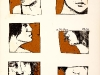 thumbs 469 jates facestudies 1969 44x54 woodcut monotype Collection continued