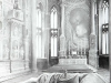 thumbs 63 lipton heaven seven seconds till the alarmbell rings 1985 51x87 pencil drawing Laurie Lipton