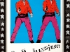 thumbs 104 noble webster the art junkies 1990 53x73 silkscreenprint 1 23 1 Tim Noble and Sue Webster
