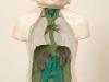 Poynter, Baby, 1995, 22x48x14cms, ceramic