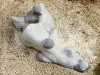 thumbs 295 quane playfull dog 1991 93x33x42 kilkenny limestone Michael Quane
