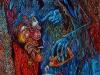 thumbs 215 russel cowan a hell of a drink 1998 93x159 acrylic canvas Alan Russel Cowan