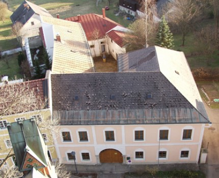 74a91c1e1a48bcce54cec3b1361ac4d0 Court House and Prison   Aigen, Austria.