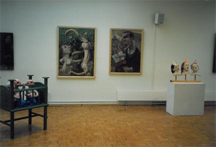 b7e1ad43c1cba144cb9964705a66464e 1991 Treadwells Art Show Basel